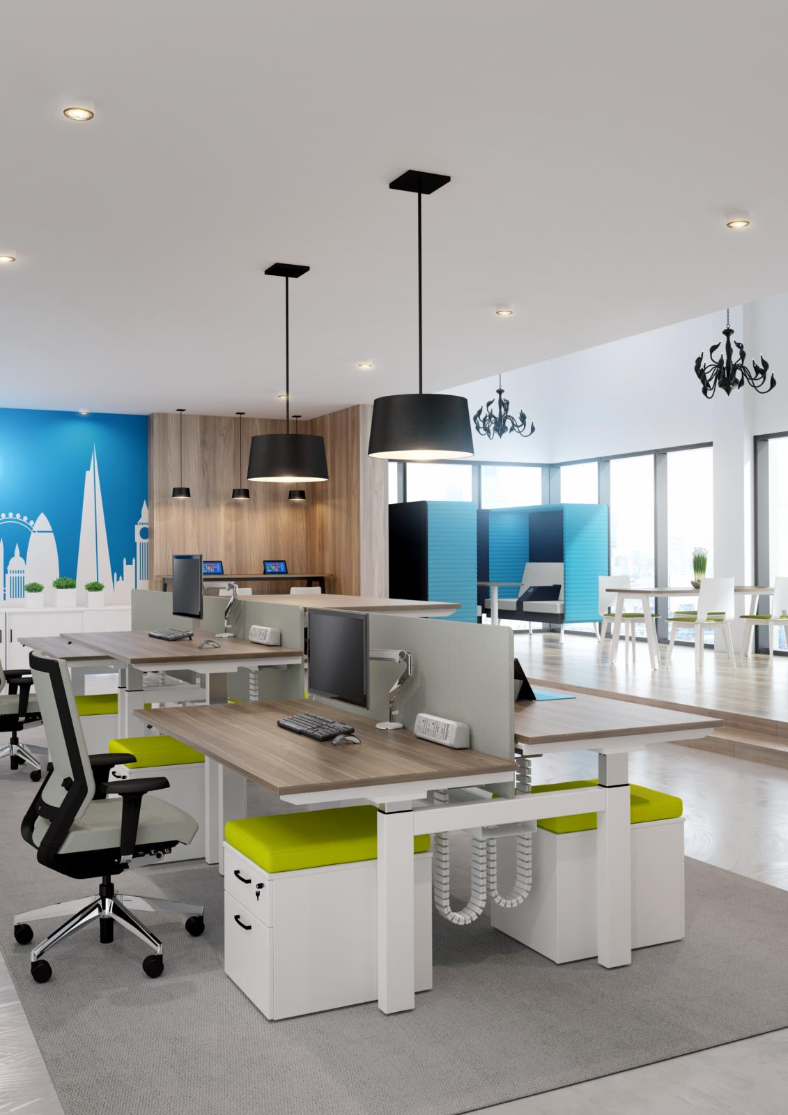 Office design trends 2017 a preview from aci for Office design trends